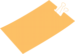 Clipboard icon in yellow
